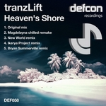 TRANZLIFT - Heaven's Shore (Front Cover)