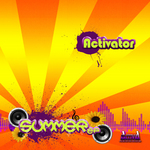 ACTIVATOR - Summer EP (Front Cover)