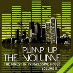 VARIOUS - Pump Up The Volume: The Finest In Progressive House Vol 11 (Front Cover)