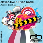 ELEVEN FIVE/RYAN KOSKI - Across The Sky (Front Cover)