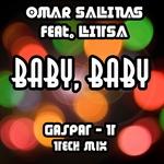 SALINAS, Omar feat LITSA - Baby Baby (Front Cover)