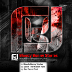 DARK SYNDROME - Bloody Bunny Stories (Front Cover)