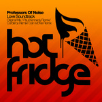 PROFESSORS OF NOISE - Love Soundtrack (Front Cover)
