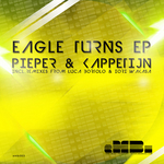 PIEPER & KAPPETIJN - Eagle Turns EP (Front Cover)