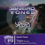 JANEIRO TONES - Yaya (Front Cover)