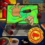 FLECK ESC - Under Surveillance (Front Cover)