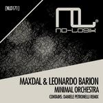 MAXDAL/LEONARDO BARION - Minimal Orchestra (Front Cover)