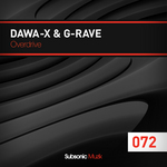 DAWAX/G-RAVE - Overdrive (Front Cover)