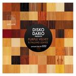 DISKO DARIO - Purple Velvet (Front Cover)