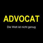 ADVOCAT - Die Welt Ist Nicht Genug (Front Cover)