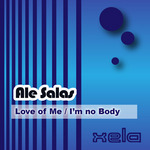 SALAS, Ale - Love Of Me (Front Cover)