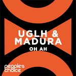 UGLH/MADURA - Oh Ah EP (Front Cover)