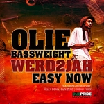 BASSWEIGHT, Olie feat WERD2JAH - Easy Now (Front Cover)