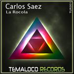 SAEZ, Carlos - La Rocola (Front Cover)