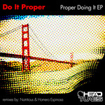 DO IT PROPER - Proper Doing It (Front Cover)