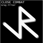 FILTER, Greg - Close Combat (Front Cover)