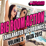 VARIOUS - Big Room Action Volume 3 Ibiza 2012 (Front Cover)