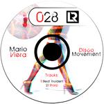 VIERA, Mario - Disco Movement (Front Cover)