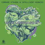 INTELLIGENT MANNERS/COMMAND STRANGE - Love Language EP (Front Cover)
