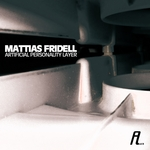 FRIDELL, Mattias - Artificial Personality Layer (Front Cover)