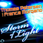 THOMAS PETERSEN feat FRANCA MORGANO - Storm Of Light (Front Cover)