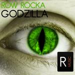 ROW ROCKA - Godzilla (Front Cover)