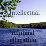 INTELLECTUAL - Minimal Education (Techhouse Tune) (Front Cover)