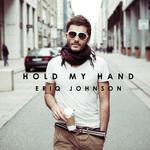 JOHNSON, Eriq feat ANN B - Hold My Hand (Front Cover)