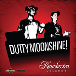 DUTTY MOONSHINE - Rauchestra (Front Cover)
