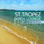 VARIOUS - St Tropez Beach Lounge (Front Cover)