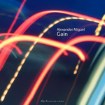MIGUEL, Alexander - Gain (Front Cover)