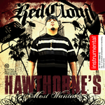 REDCLOUD - Hawthorne's Most Wanted (Instrumental) (Front Cover)
