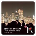 ONORATO, Giacomo - Cosa Nostra (NYC) (Front Cover)