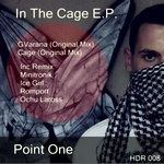 POINT ONE - In The Cage EP (Front Cover)