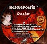 RESUCE POETIX TM - Resist (Front Cover)