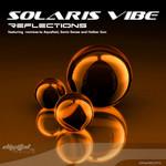 AQUAFEEL/SOLARIS VIBE/HELBER GUN - Reflections (Front Cover)