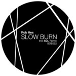 HES, Rob - Slow Burn (Front Cover)