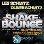 LES SCHMITZ & OLIVER SCHMITZ feat FRAN LK/JOSE PONCE - Shake N' Bounce (Front Cover)