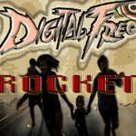 DIGITAL FREQ - Rocket (Front Cover)