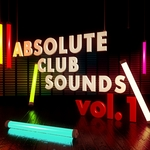 VARIOUS - Absolute Club Sounds Volume 1 (Front Cover)