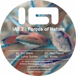 FORCES OF NATURE - Nature EP (Front Cover)