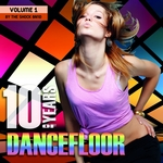 SHOCK BAND, The - 10 Years Of Dancefloor Volume 1 (Front Cover)