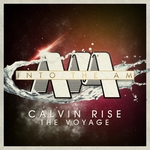 RISE, Calvin - The Voyage (Front Cover)