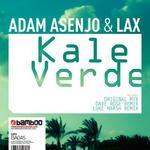 ASENJO, Adam/LAX - Kale Verde (Front Cover)
