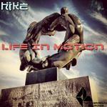 HIKE - Life In Motion (Front Cover)