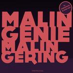 MALIN GENIE - Malingering EP (Front Cover)