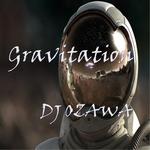 DJ OZAWA - Gravitation (Front Cover)