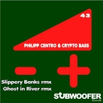 CRYPTO BASS - Slippery Banks (Front Cover)