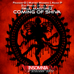 MARTINEZ, Paul - Coming Of Shiva (Front Cover)