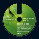 NOIRDEGOUT - A Frog On The Beach (Front Cover)